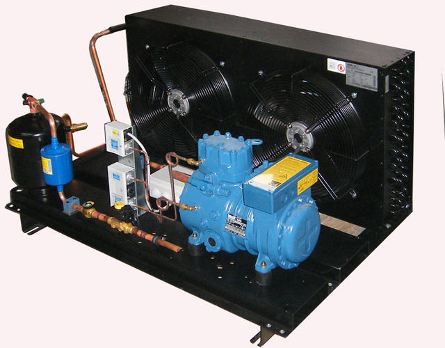 BH_L Condensing Units - with Bitzer semi-Hermetic Compressor