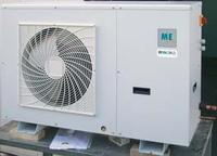 ME Easy: Condensing Units with Low Noise Housing