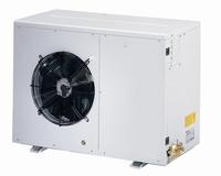 Small MH Dorin: MH Condensing unit with Dorin semi-hermetic compressor