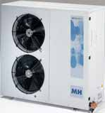 MH DGT: MH Condensing unit with Digital Scroll compressor