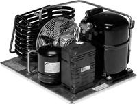 OEM Condensing Unit: Water Cooled Condensing Unit With L' U.H. Compressor