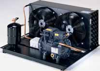 DH_L Condensing Units - with Dorin Semi-Hermetic Compressor