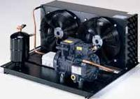 DH_L Condensing Units: with Dorin Semi-Hermetic Compressor