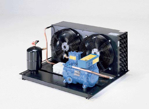 FH_L Condensing Units - with Frascold Semi-Hermetic Compressor